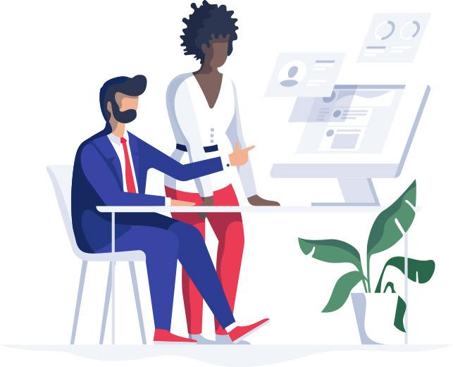 امکانات دفتر کار مجازی - تلفن ثابت مجازی و دفتر کار مجازی